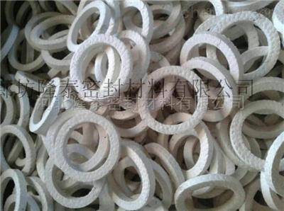 供应铁氟龙环 耐磨高强度四氟盘根环
