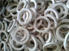 耐高低溫酸堿耐高壓鐵氟龍聚四氟乙烯盤根環