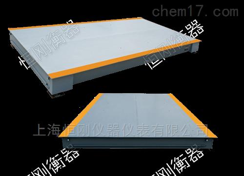 集装箱车80吨电子汽车衡 80T大地磅上海制造