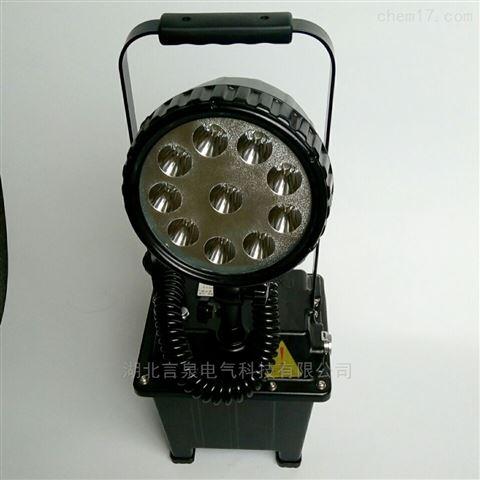 上海铁轨轮式铁路抢修升降应急照明TYF806A