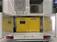 25KW车载静音柴油发电机