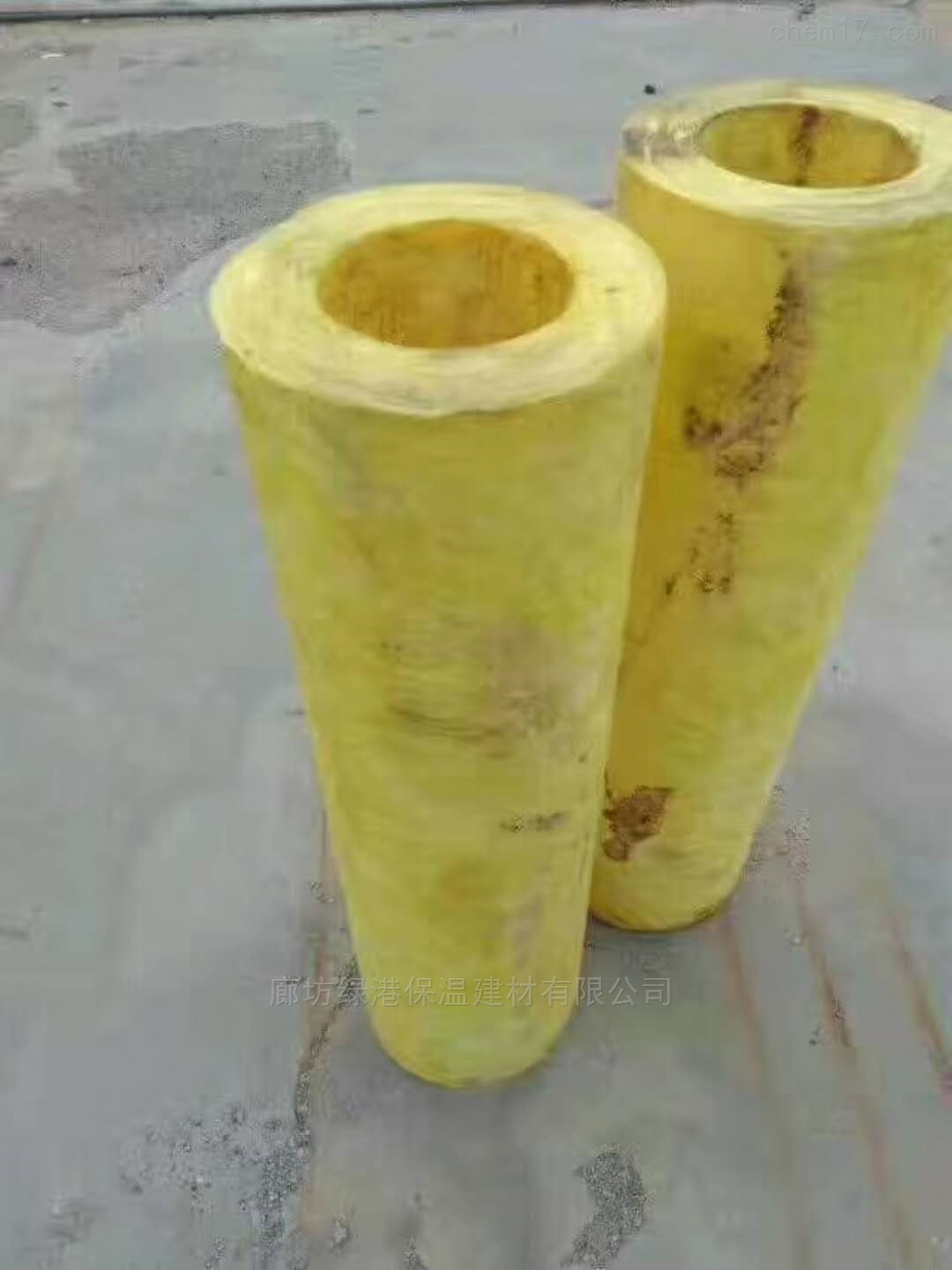 衡水高密度玻璃棉管生产直销