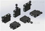 AK系列交叉滚柱导轨手动直线滑台(工业)