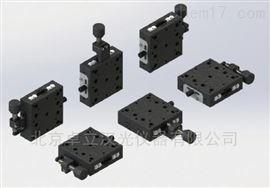 AK系列交叉滾柱導軌手動直線滑臺(工業)