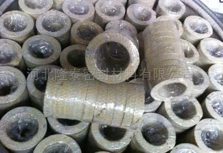 河北厂家 芳纶盘根填料环,高水基盘根环