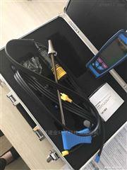 測試德國菲索M60工業煙氣汙染檢測分析儀