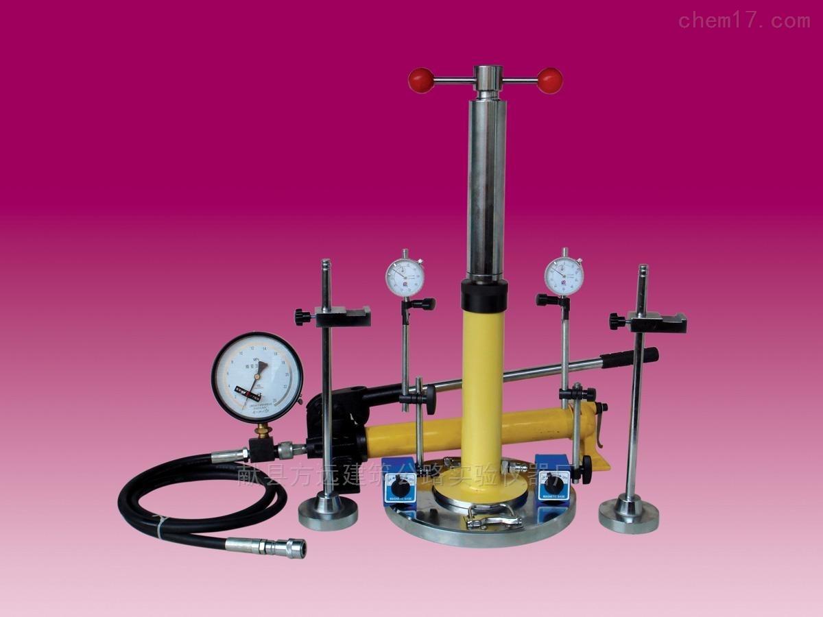 K-30型平板测试仪试验方法