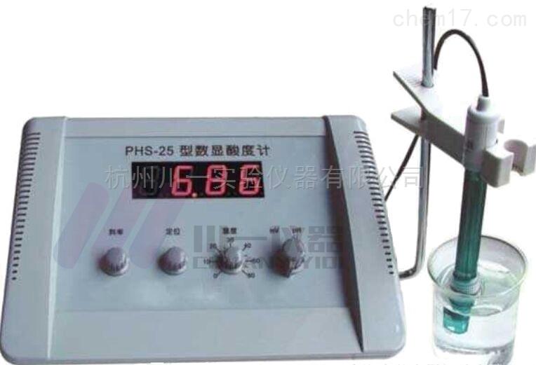 川一仪器精度酸度计PHS-2C厂家直销
