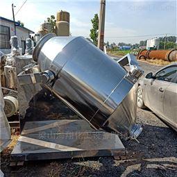 长期回收制药厂二手三维混合机 价格合理
