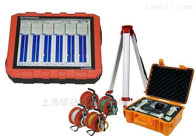 裂缝测深仪_多通道超声波测桩仪-上海硕冠检测设备有限公司