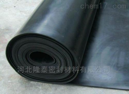 红色1.5宽橡胶板耐高温耐酸碱白色黑色