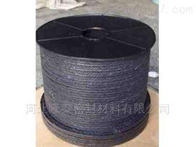 耐高温高压耐磨石棉橡胶盘根 规格齐全