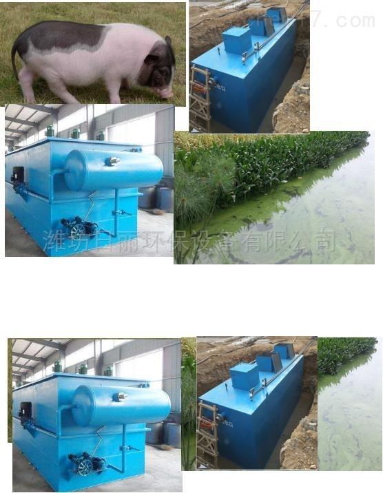 江西省生猪养殖场RL一体化污水处理设备