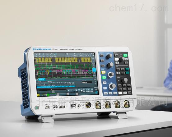聚源RS®RTA4000 示波器