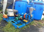 回收二手干法辊压对辊造粒机