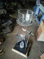 泡沫混凝土沉降距流动度测定仪