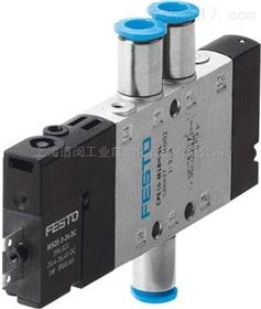 FESTO电磁阀VG系列日常保养及维修