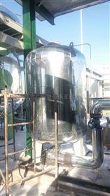 承包铝皮玻璃棉保温管道工程
