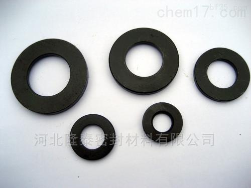 生产黑色橡胶平垫片 耐油垫片