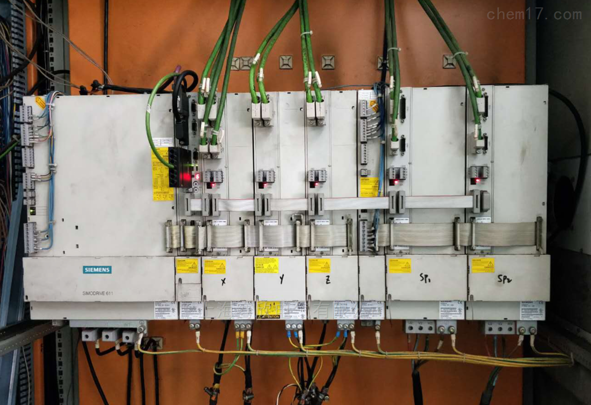 SIEMENS /西门子伺服电机功率模块维修