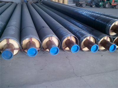 直埋式聚氨酯热水保温管专业生产厂家