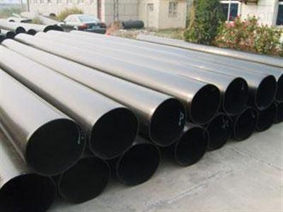 钢套钢预制式聚氨酯保温管道