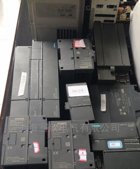 西门子PLC300指示全灯不亮/无显示维修