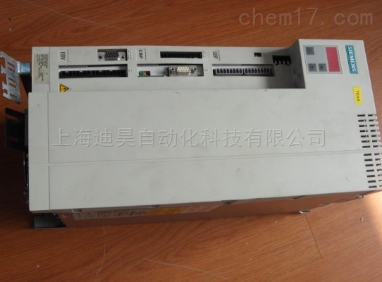 西门子6SE70变频器报F082维修