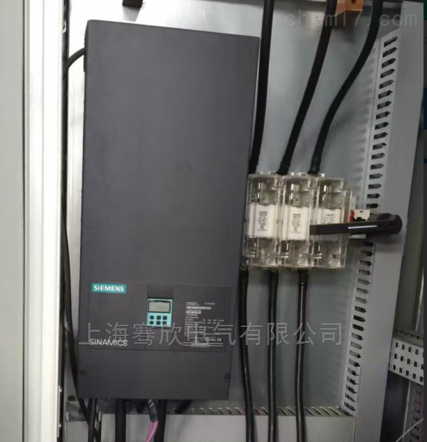 西门子6RA80调速器报F60004缺相维修