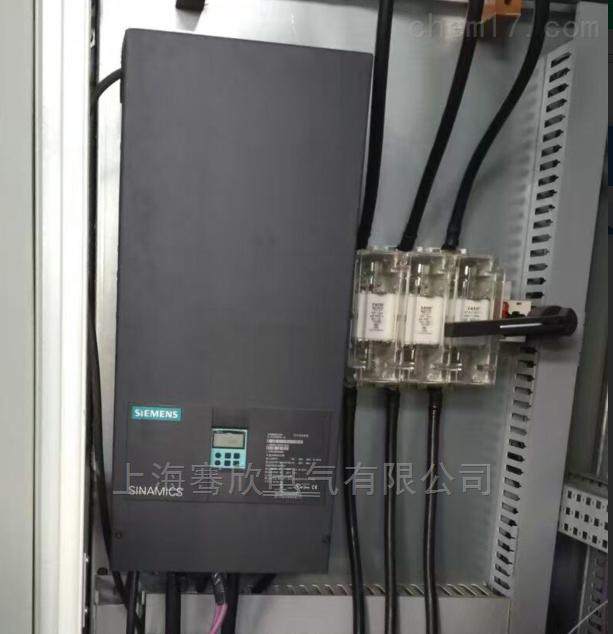 6RA80面板屏幕不亮-德国直流装置器维修专家