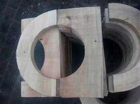保溫木管托 防腐木托碼廠家型號