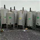 工厂出售二手不锈钢立式抛光搅拌罐
