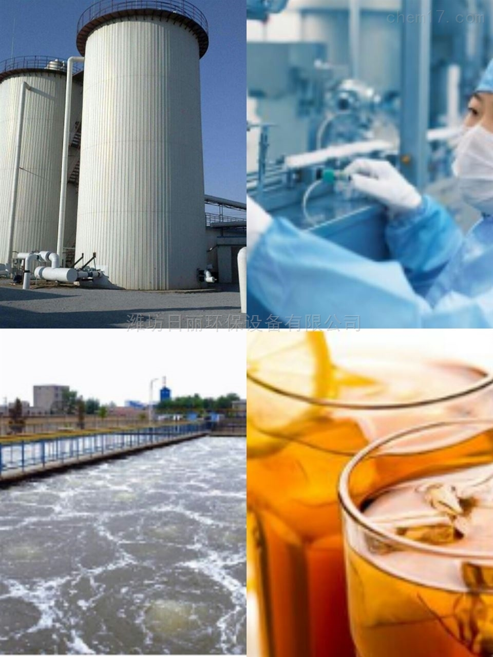 新疆酒精污水处理设备RL-EGSB厌氧反应器