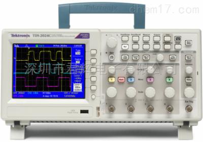TDS2004C数字存储示波器