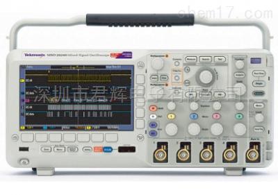 泰克DPO2024B混合信号示波器