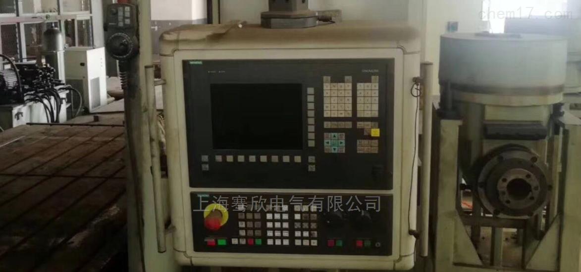 西门子840D镗铣床报警120202维修