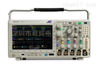 MDO3102混合域示波器