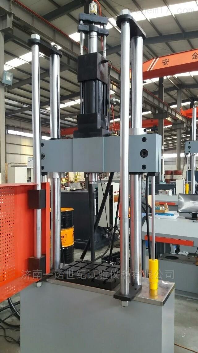 剪式及油压千斤顶三轴动静态测试试验机