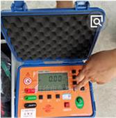VC60B+防雷绝缘电阻测试仪 防雷检测设备