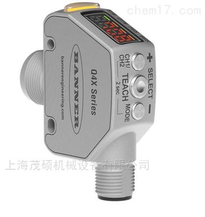 BANNER传感器QS18VP6CV15全国优势邦纳光幕