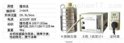 (六级)筛孔撞击式空气微生物采样器