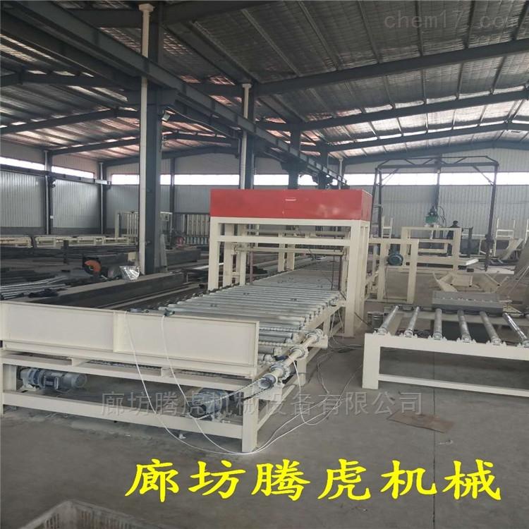 厂家生产岩棉砂浆复合板设备