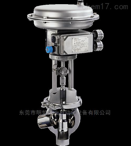 德国现货供应SAMSON压力调节器41-73型
