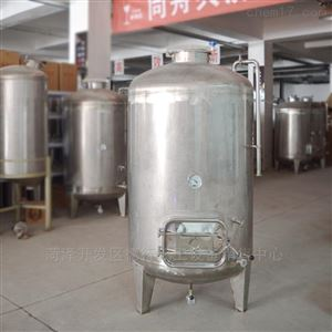 本厂闲置二手啤酒发酵罐