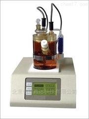 北京石油产品水含量测定仪