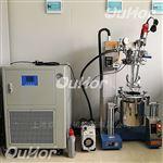 AIR-10S10L实验室真空搅拌器,中式真空乳化反应釜