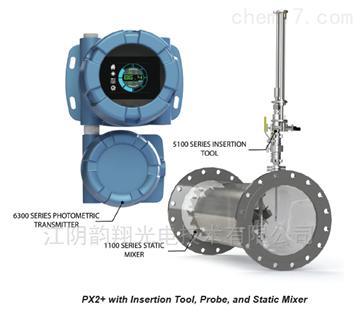 PX2+插入裝置,用于混合物均勻性檢測