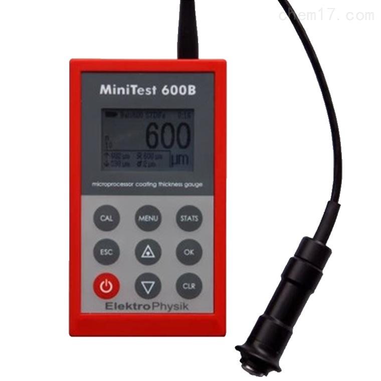 Minitest 600B 德国EPK涂镀层测厚仪高精度电子镀层膜厚仪