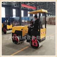 SRX-2.0两吨压路机小型双钢轮振动