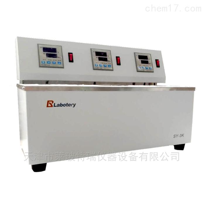SY-3K-电热三孔三温恒温水槽